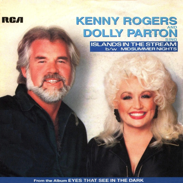 Dolly Parton And Kenny Rogers 80s
