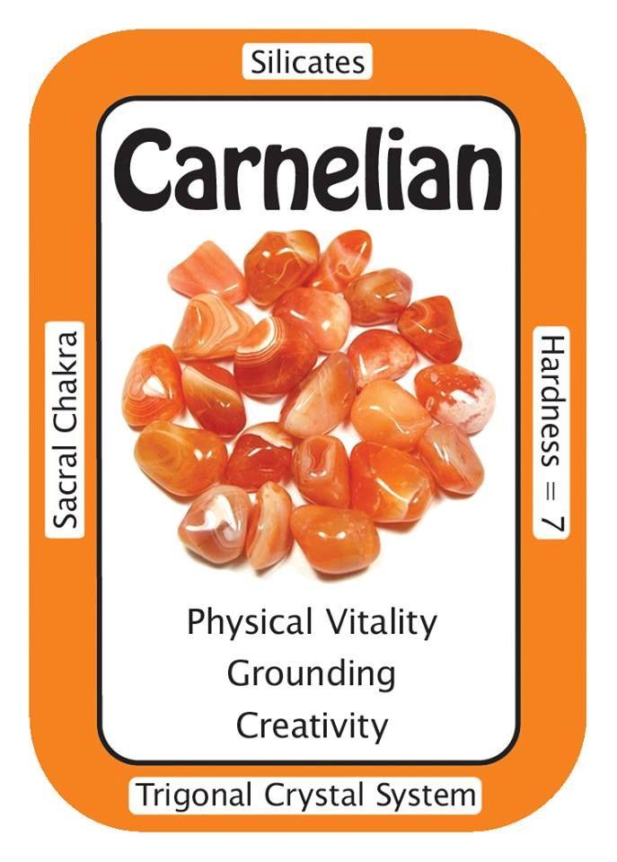 Carnelian I Have Inner Peace And Joy Carnelian Agate