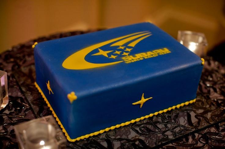 Subaru Grooms Wedding Cake Jim Kennedy Photographers