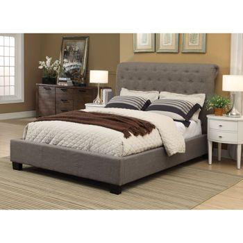 Costco Rafferty Queen Upholstered Bed Bedroom