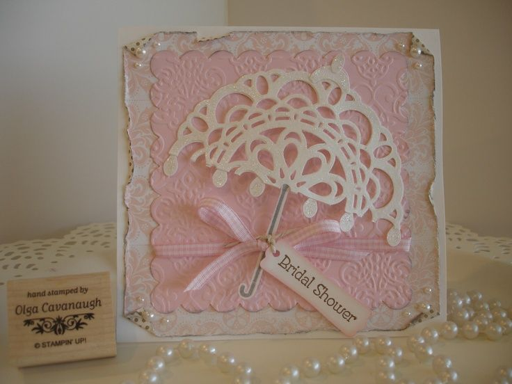 1000+ Images About Bridal Shower Cards On Pinterest