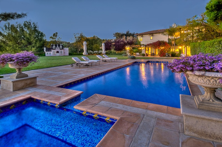 23 Best Images About Pools On Pinterest Spanish Cas And