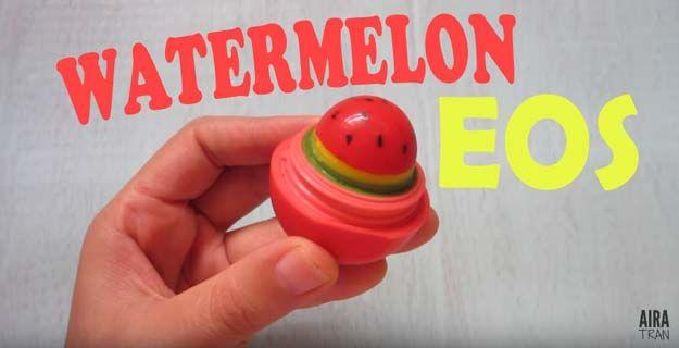 Best 25 Eos Watermelon Ideas On Pinterest