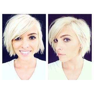 1000 ideas about short platinum hair on pinterest platinum hair ice blonde hair and bleach