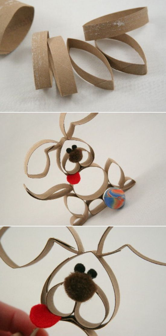 cool toilet paper roll craft idea