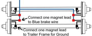 Horse Trailer Wiring Diagram | Trailer Wiring Connectors | trailer wiring | Pinterest | Trailers