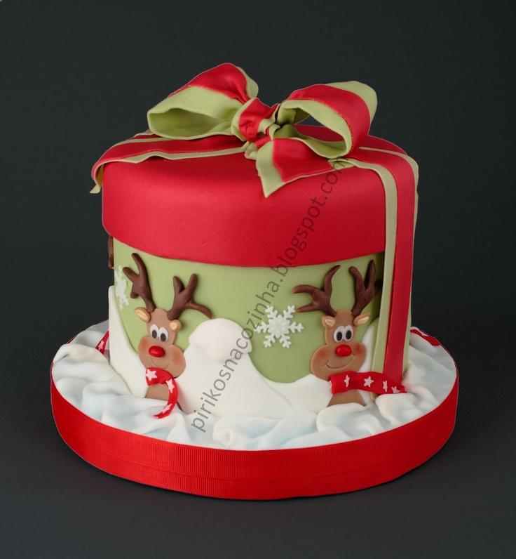 Christmas Cake Our