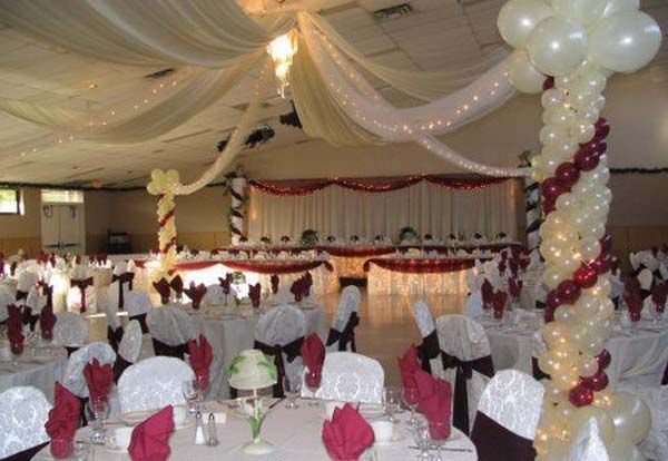 Reception Decorating On A Budget