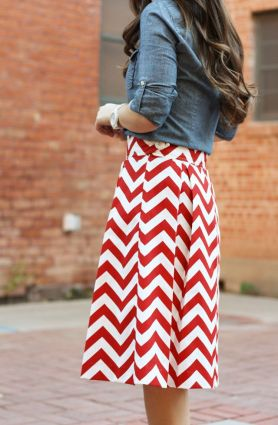 Modest Spring Outfit Inspiration