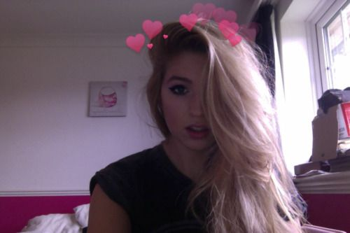 snapchat tumblr girls