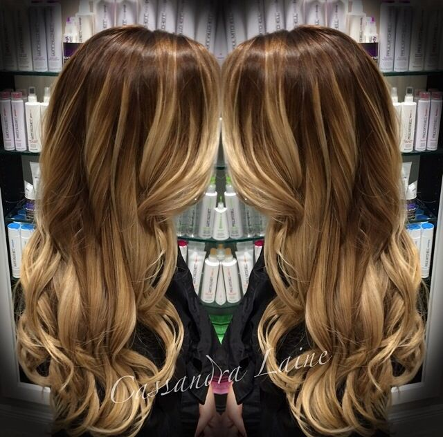 477 Best Images About Hair On Pinterest Her Hair Ombre