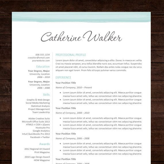 resume design template free download best resume cv templates psd