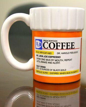 Prescription Coffee Mug 3