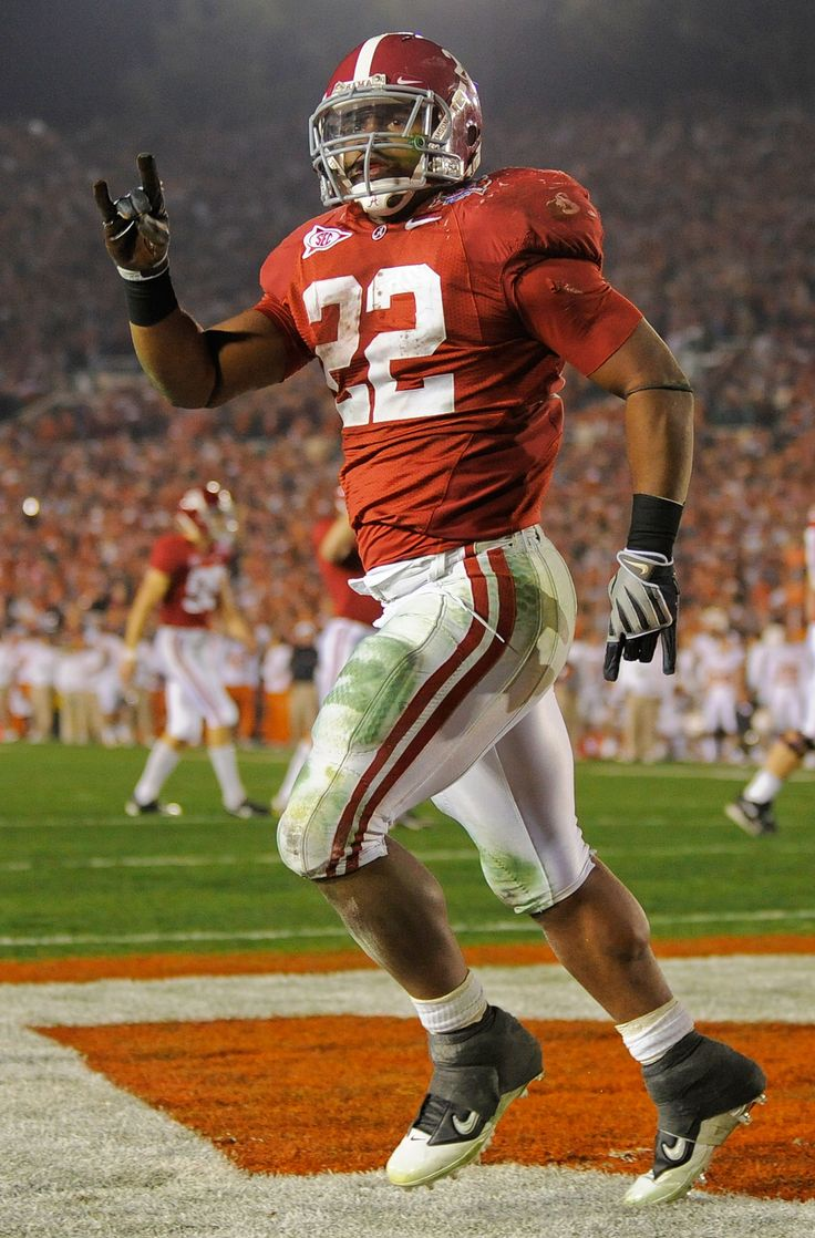 2009 Mark Ingram, RB, Alabama Heisman Trophy alltime