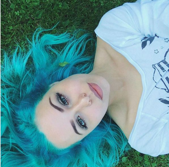25 Best Ideas About Arctic Fox Hair Dye On Pinterest