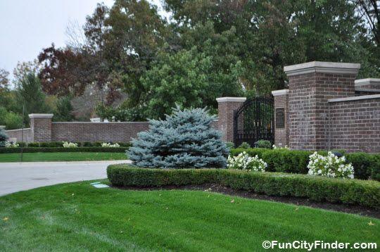 Landscaping In Winterwood Subdivision Subdivision Ideas