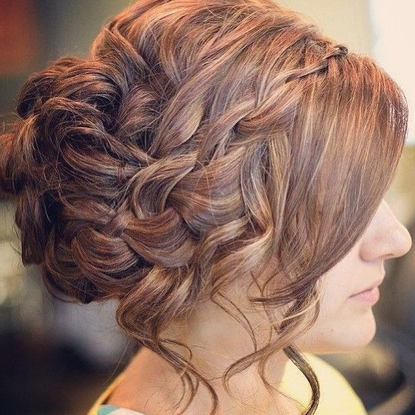 134 Best Images About Homecoming Prom Hairstyles On Pinterest