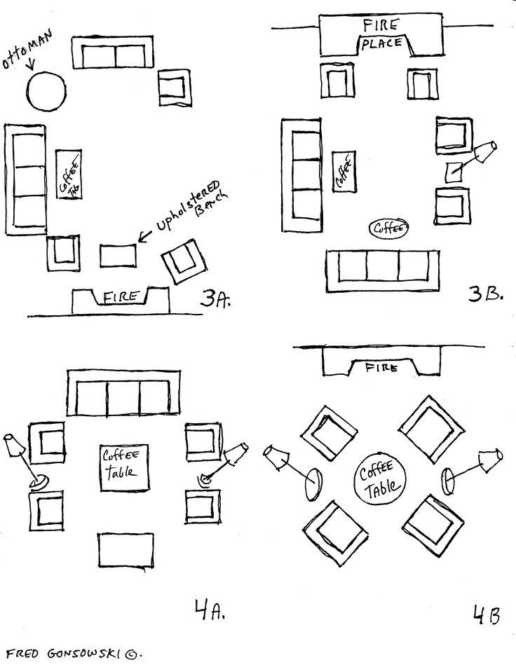 Furniture Layout Templates