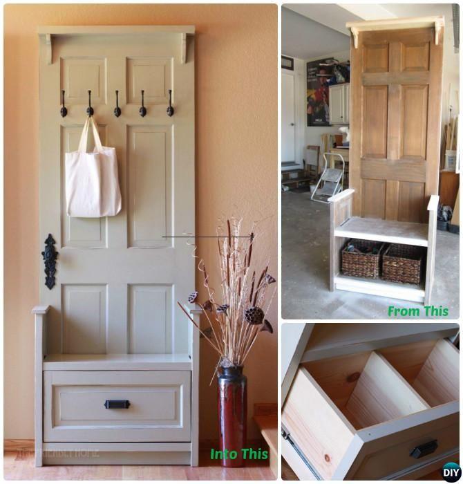 25 Best Ideas About Recycled Door On Pinterest Door