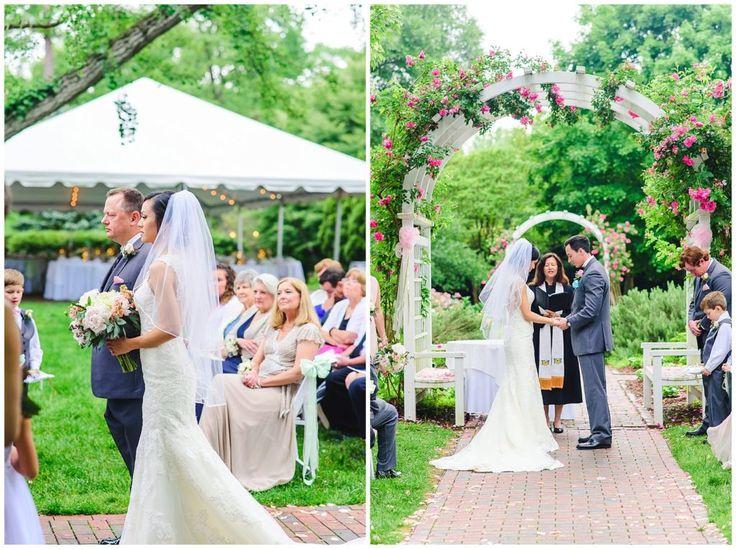 Blush Garden Wedding in Richmond, Virginia Richmond virginia