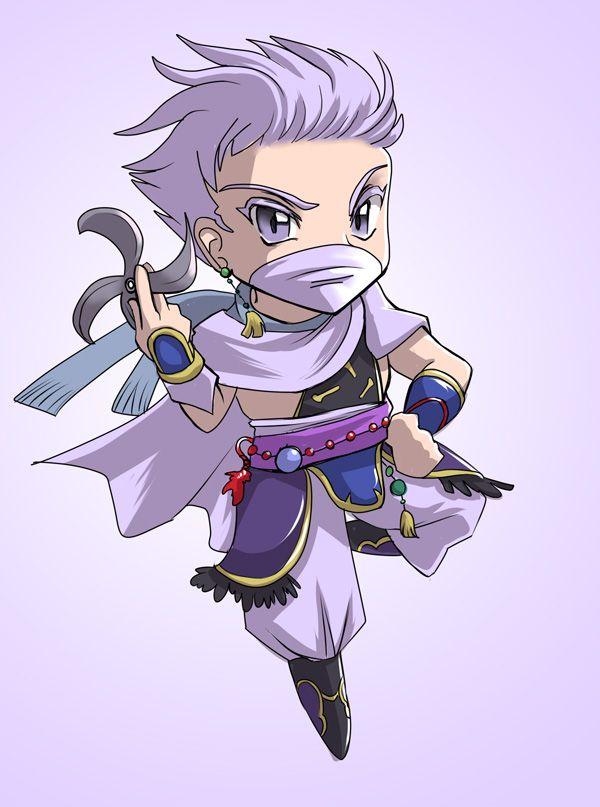 Chibi Edge Final Fantasy 4 Jamies Fan Art Pinterest Chibi Fantasy And Final Fantasy