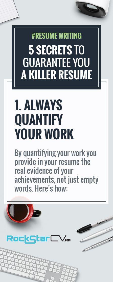 1000 ideas about resume writing on pinterest resume tips make