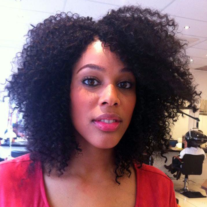 A Great Way To Protect Natural Hair Is With Crochet Braids