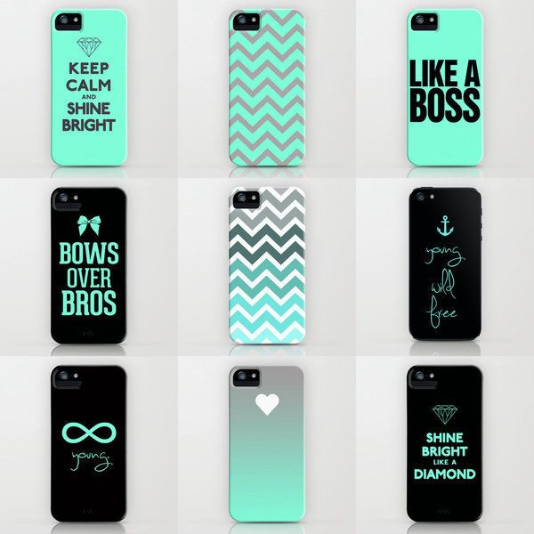 Tiffany iPhone Cases by RexLambo ($35) i love all of these ! Such nice colours :