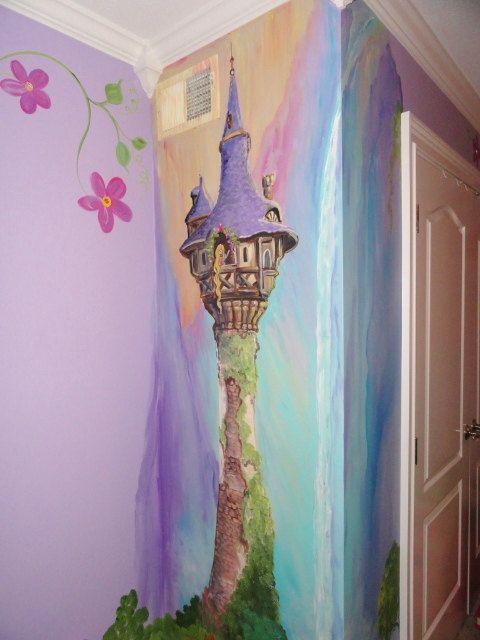 Esimate For Rapunzel Room Rapunzels Tower Princess Room