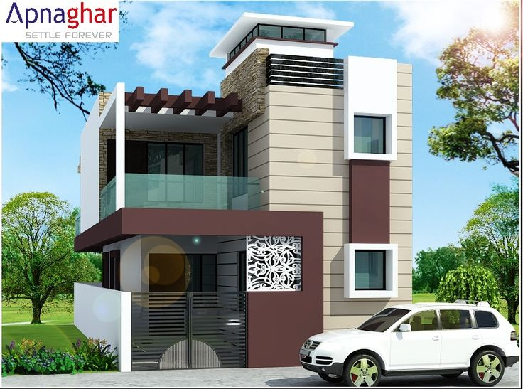 3D View Of The Building, Providing Complete Perspective Of