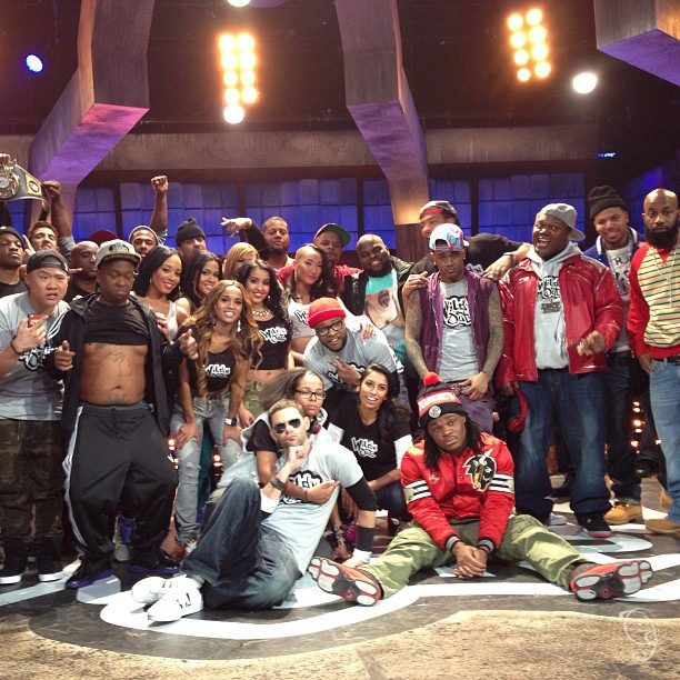 The WildnOut Season 5 cast & crew! Say July 9th! MTV2