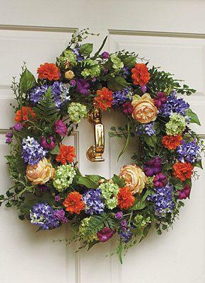 17 Best Images About GREAT Door Wreaths On Pinterest