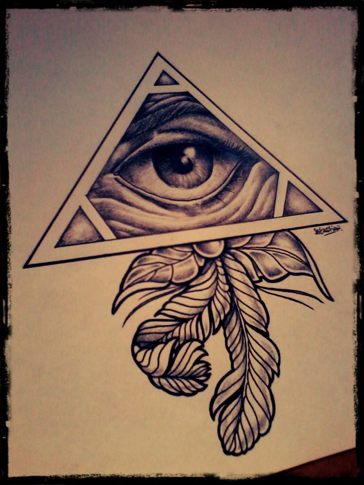 tattoo of all knowing eye Google Search tats