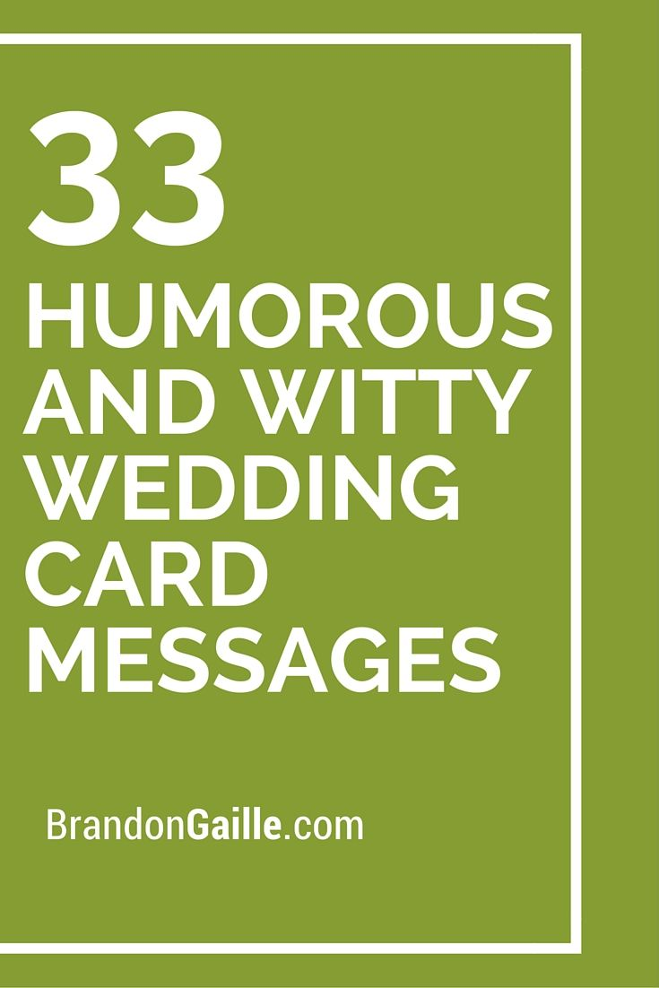 33 humorous and witty wedding card messages wedding card