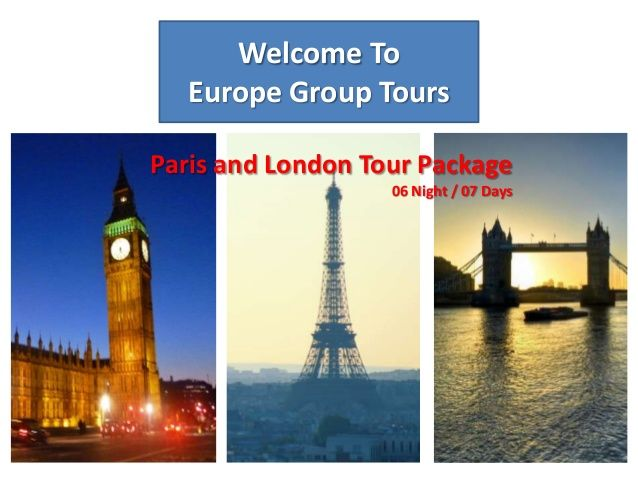 Europe Tour Packages London