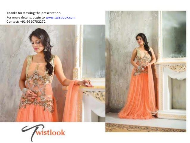 47 Best Images About Indowestern Dresses/Wedding Gowns On