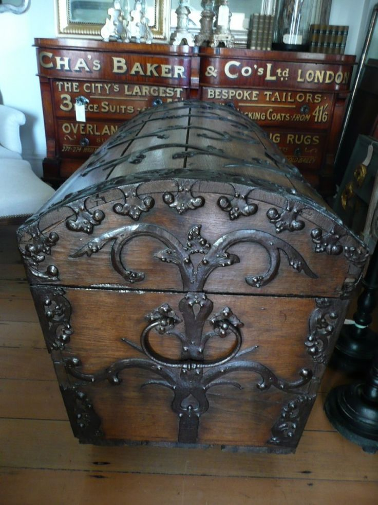 Antique Blanket Chest WoodWorking Projects Amp Plans