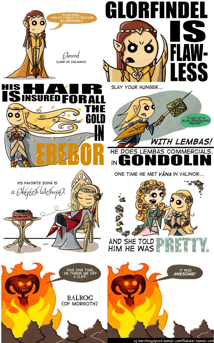 Glorfindel the most snubbed character of the LOTR movie