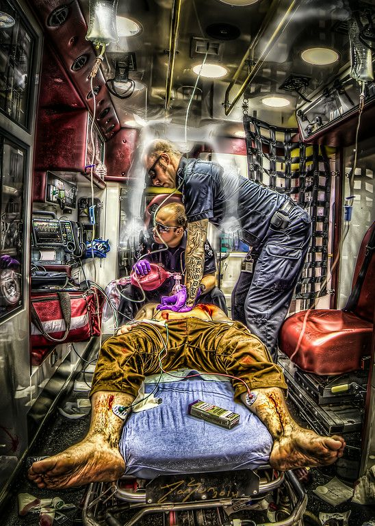 Trauma Emergency Response Emergency Response Portraits