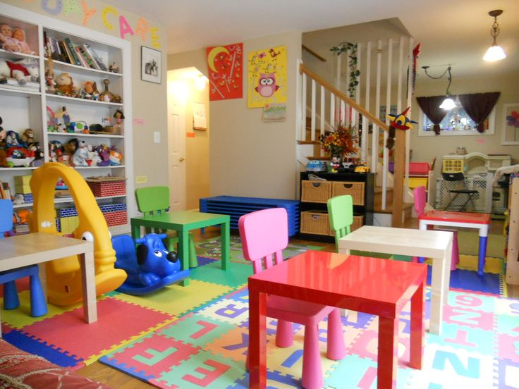 17 Best Ideas About In Home Daycare On Pinterest