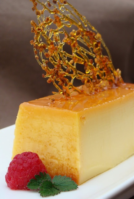 17 Best Images About Dulces Y Postres On Pinterest Flan