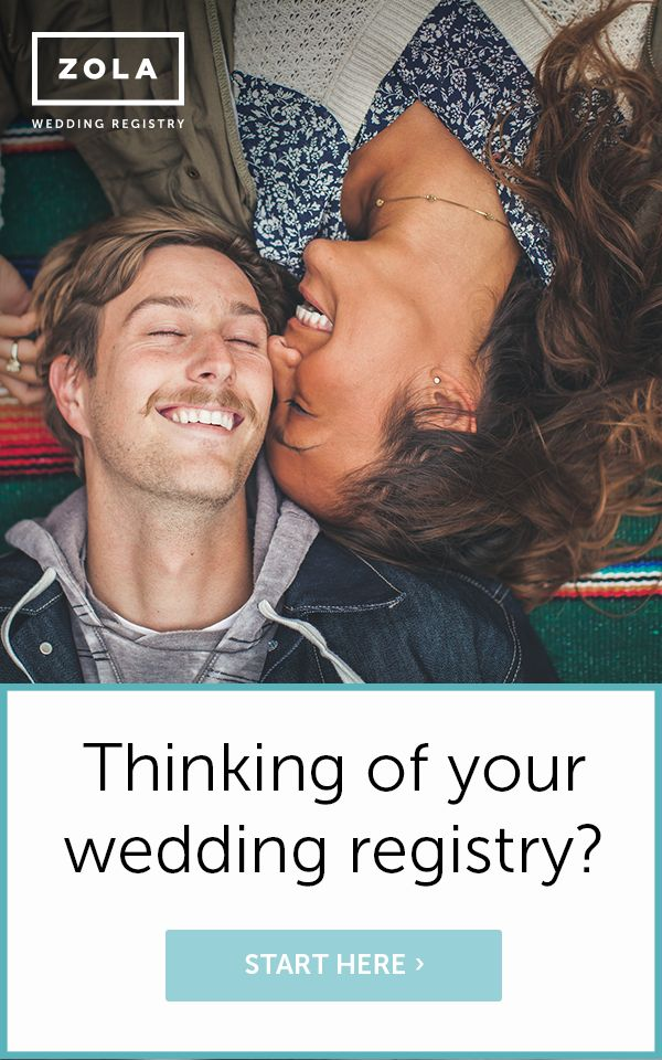 Discover the smarter wedding registry with Zola. Easy