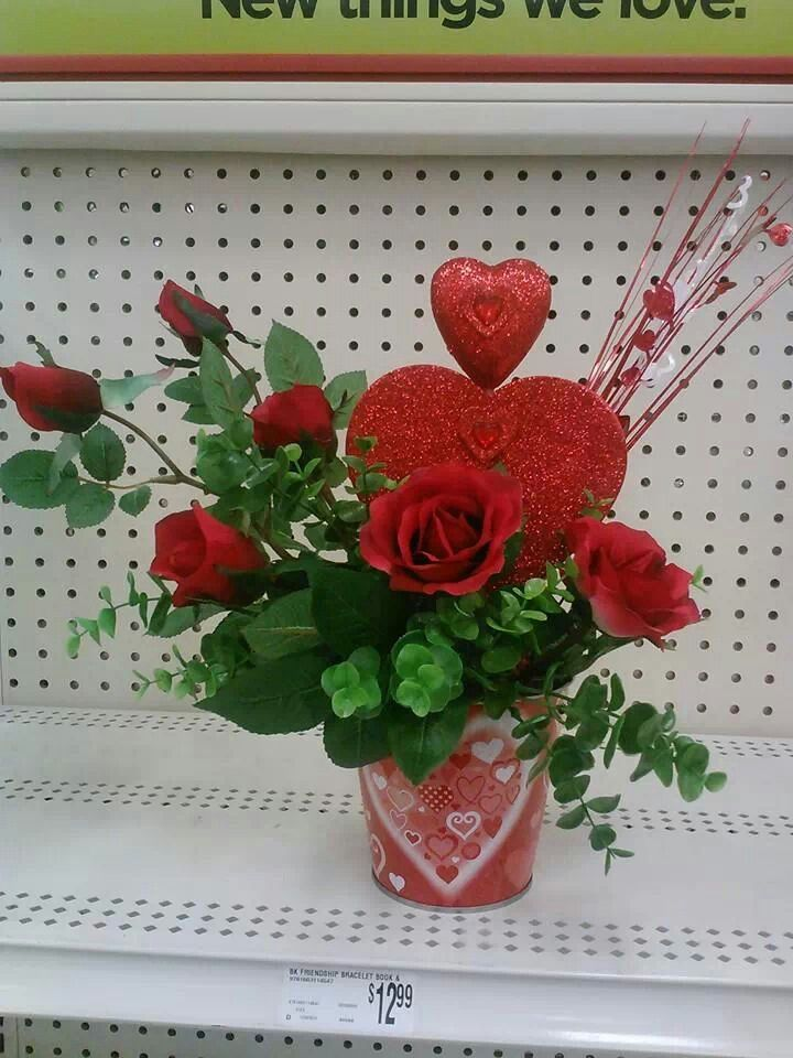 21 Best Images About Valentine Floral Etc On Pinterest