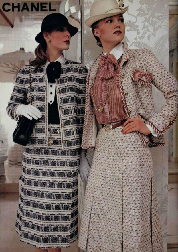 108 Best Images About Chanel 1970s Chanel1970 On