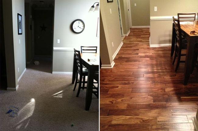 17 Best Images About Hardwood Flooring Ideas On Pinterest