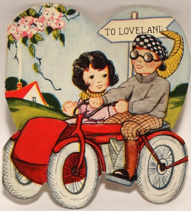 1000 Images About Motorcycles Holidays Valentines Day