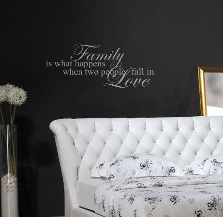 25 Best Ideas About Bedroom Wall Decals On Pinterest For Purple Stickers And Spare Furniture