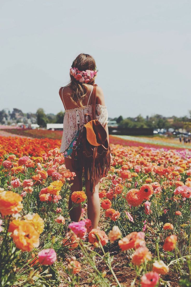 Festival, flowers, Flower Crown.