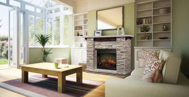 10 Ideas About Dimplex Fireplace On Pinterest Modern Interiors Rug Under Dining Table And