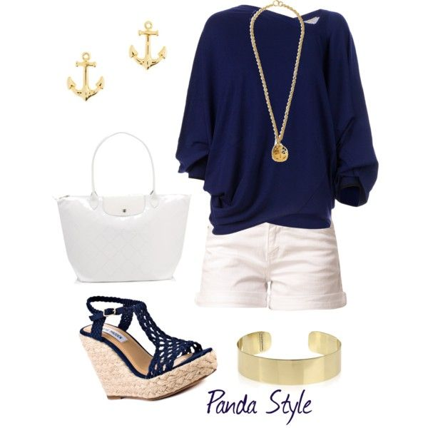 This outfit would be great for the summer!